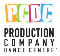 Production Company Dance Centre Mobile Logo